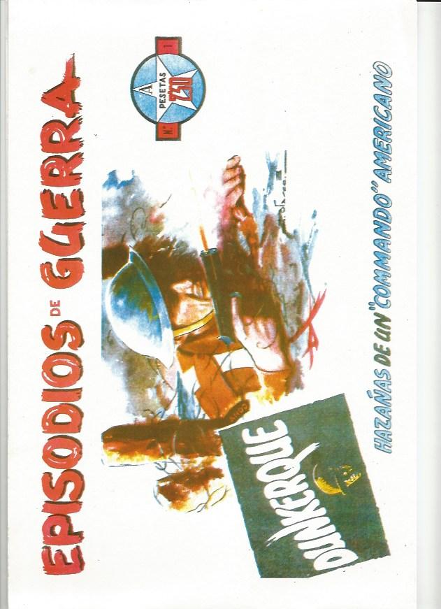 EPISODIOS DE GUERRA, 3 cuadernos dibujados por los hermanos Blasco ...